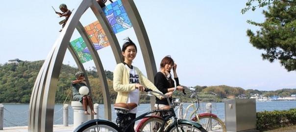Cycling Hamanako